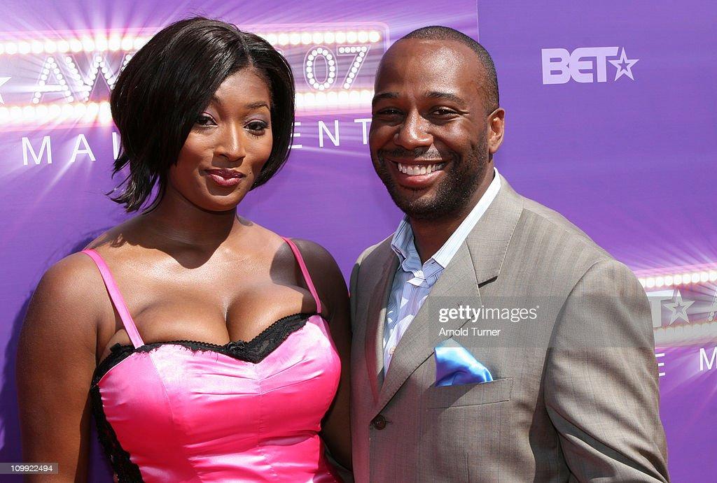 BET Awards 2007 - Black Carpet