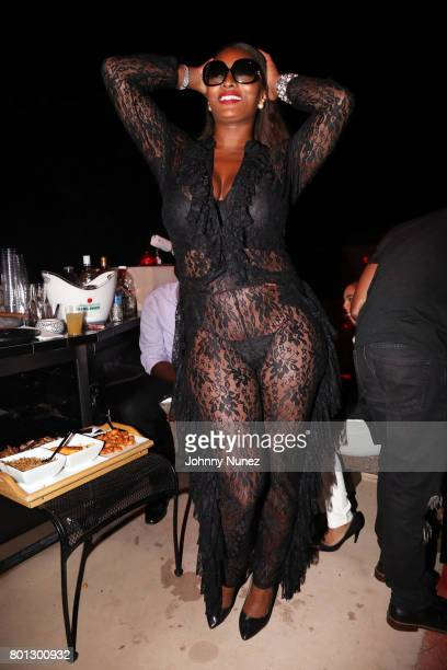 Toccara Jones attends the BET Mayors Ball III Official BET Awards After Party on June 25 2017 in Woodland Hills California
