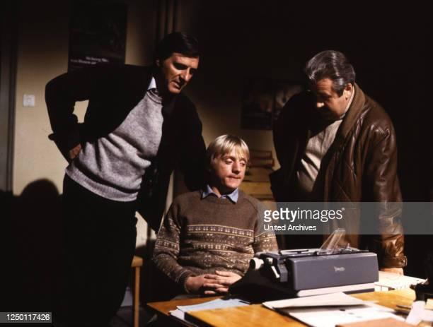 Tod auf dem Rastplatz BR 1981 Regie Frank Lämmel HELMUT FISCHER PIERRE FRANCKH WILLY HARLANDER