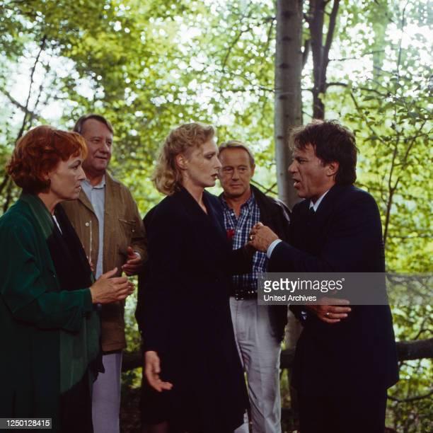 Tod der Engel Fernsehfilm Deutschland 1992 Regie Rainer Wolffhardt Darsteller Britta Fischer Marita Marschall Wolfram Berger