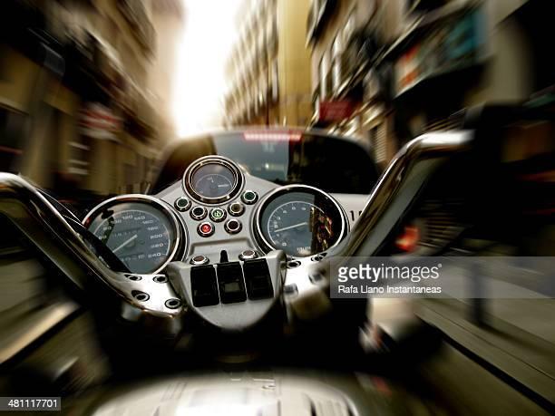 A toda velocidad