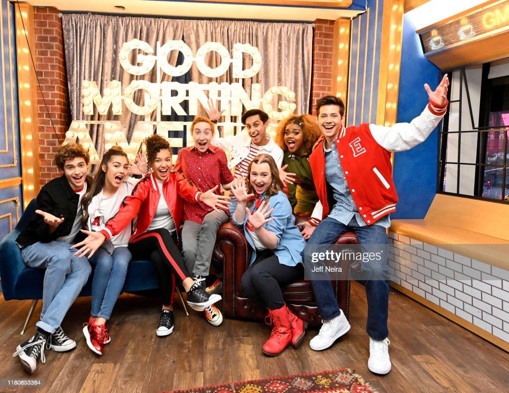 "ABC's ""Good Morning America"" - 2019 : Foto jornalística"