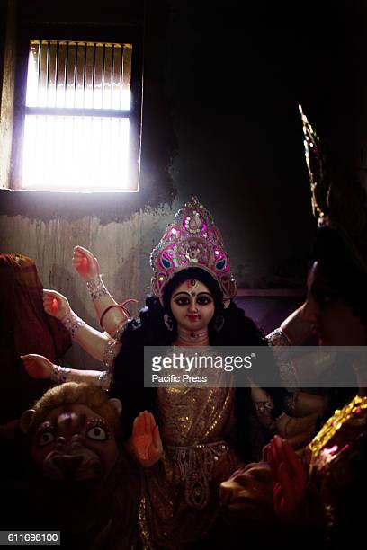 Today is the most auspicious time is here Today being the very first day of the occasion devotees worship Goddess Shailputri India is all set for...