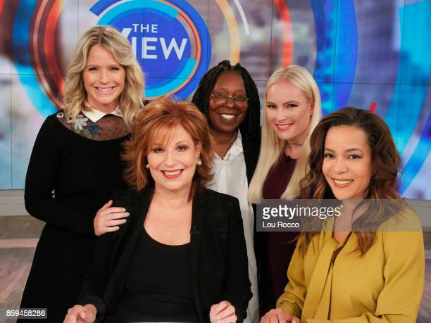 Today live on 'The View' Meghan McCain was welcomed to the Hot Topics table as the newest cohost of ABC's awardwinning talk show 'The View' airs...