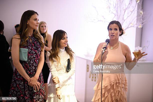 """Today"""" Show Host Lilliana Vazquez, Owner and Lead Designer Bronwen Smith and TV Land's """"Younger"""" Star Sutton Foster a attend the Bronwen Smith of B..."""