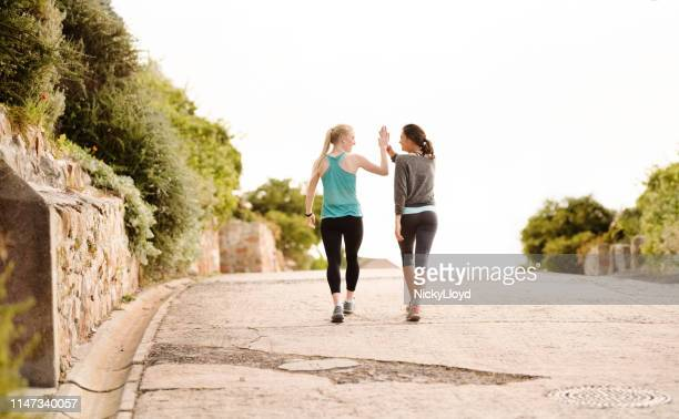 today we had the best workout - walking stock pictures, royalty-free photos & images