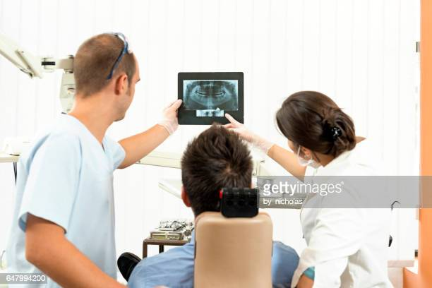 today we prepare for a tooth extraction - rotten teeth stock photos and pictures