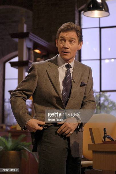 Today With Des And Mel' Tv Show 08 Apr 2003 Anthony Andrews