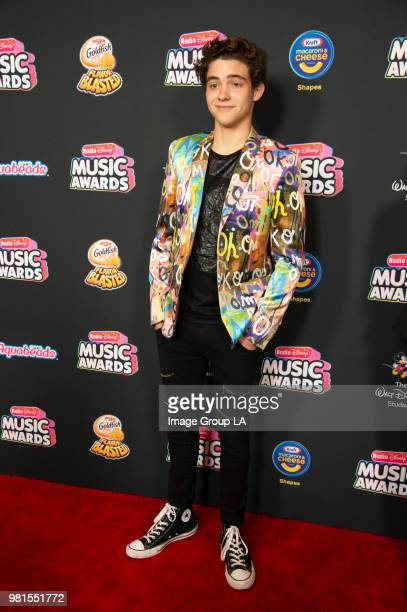 Today's brightest young stars and celebrity entertainers turned out for the 2018 Radio Disney Music Awards , music's biggest event for families, at...