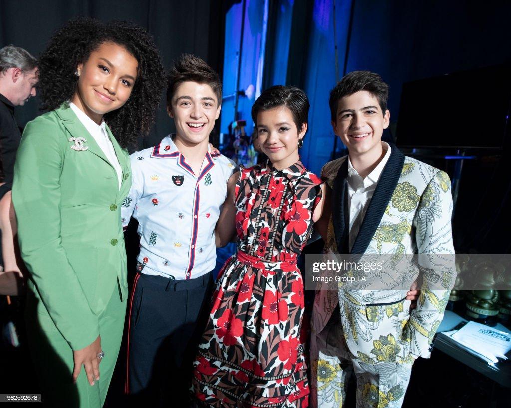 2018 Radio Disney Music Awards : Fotografía de noticias