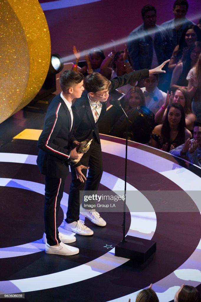 2018 Radio Disney Music Awards : News Photo