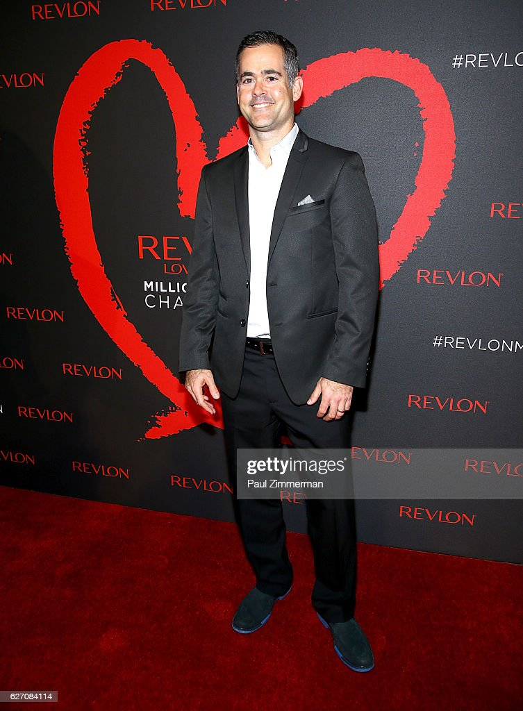 Todd Arky attends Revlon's 2nd Annual Love Is On Million Dollar Challenge Finale Party at The Glasshouses on December 1, 2016 in New York City.