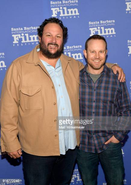 Todd Berardi and Brian Niles at the Closing Night Film Santa Barbara Documentary Shorts during The 33rd Santa Barbara International Film Festival at...