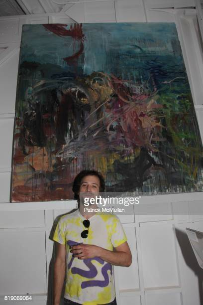 Todd Bienvenu attends PYT Pretty Young Thing cocurated by Anne Huntington Diana Campbell at 833 Broadway on May 22 2010 in New York City