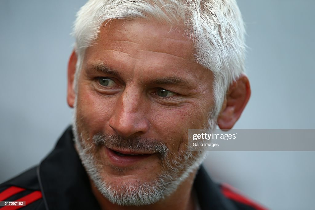 Super Rugby Rd 5 - Sharks v Crusaders : News Photo