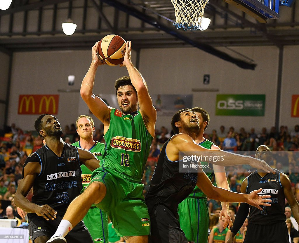 NBL Rd 18 - Townsville v New Zealand : News Photo