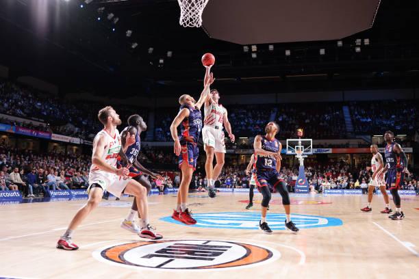 AUS: NBL Rd 13 - Adelaide v Perth