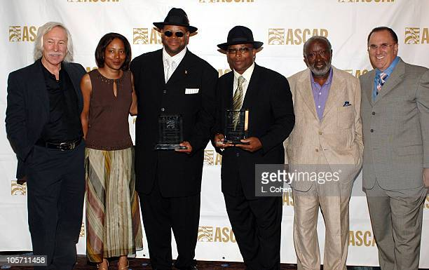 Todd Brabec Jeanie Weems Jimmy Jam Terry Lewis Clarence Avant and John LoFrumento