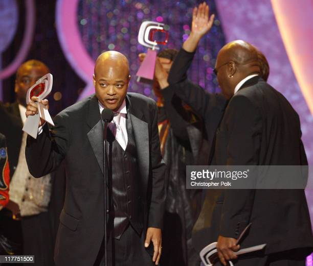Todd Bridges and Georg Stanford Brown winners Anniversary Award for Roots