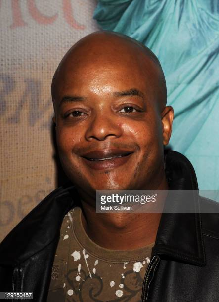 Todd Bridges attends the Los Angeles premiere of America The Beautiful 2 The Thin Commandments at Laemmle Sunset 5 Theatre on October 14 2011 in West...