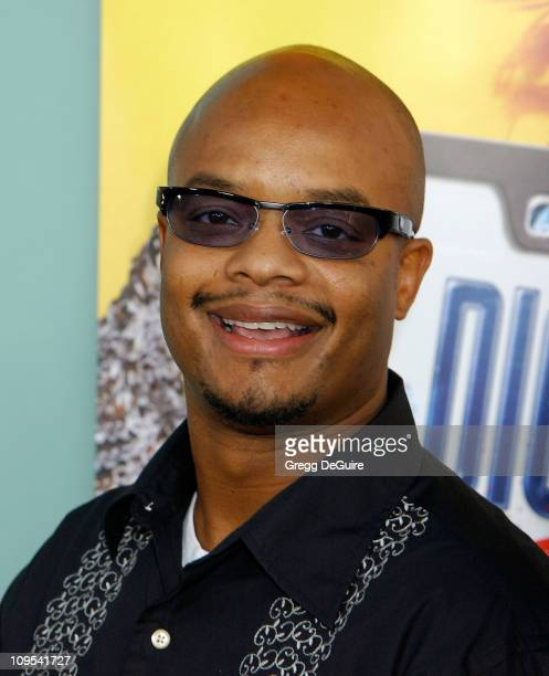 Todd Bridges during Dickie Roberts Former Child Star Premiere at Arclight Theater in Hollywood California United States