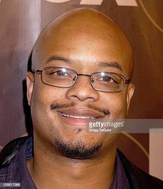 Todd Bridges during FOX Television 2006 TCA Winter Party at Citizen Smith in Hollywood California United States