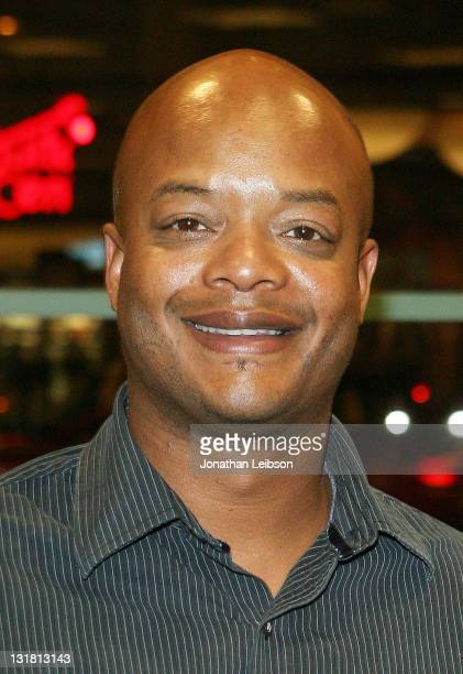 Todd Bridges signs copies of his autobiography Killing Willis at Barnes Noble Westside Pavillion on March 10 2011 in Westwood California