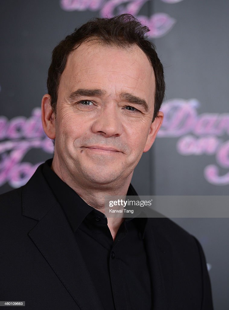 Todd Carty attends the series launch photocall for 'Dancing on Ice' held at the London Studios on January 2, 2014 in London, England.