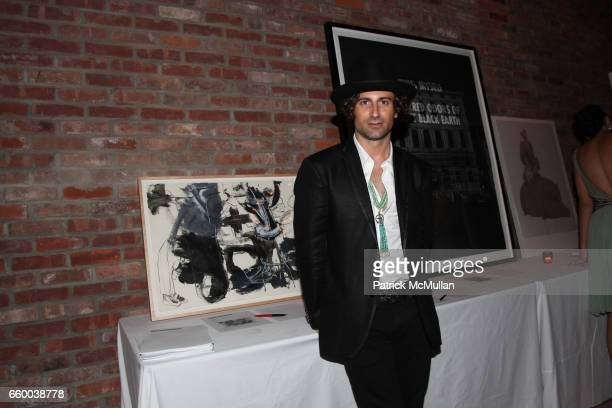 Todd DiCiurcio attends House of Lavande Hosts the Nest Foundation Gala at Bowery Hotel on May 1 2009 in New York City