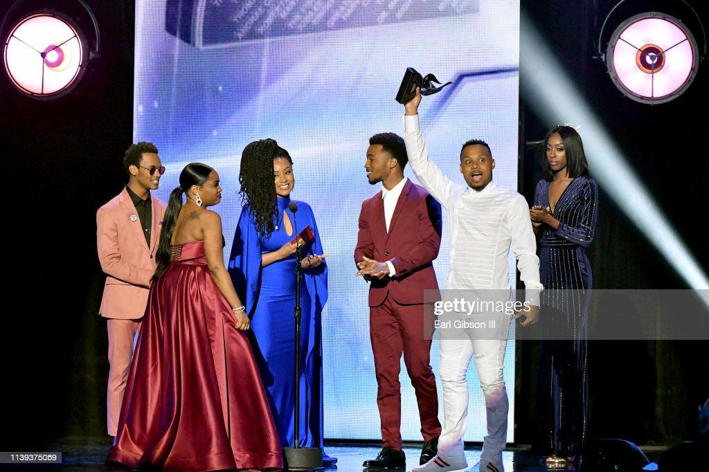34th Annual Stellar Gospel Music Awards - Show : News Photo