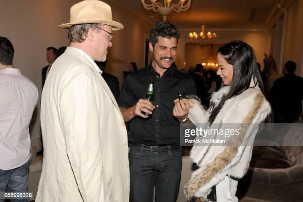 Todd Eberle Douglas Friedman Allison Sarofim==INTERVIEW STUART PARR and ALEX ANI launch NATALIE PORTMAN and CHRISTINE AYLWARD'S MAKINGOFCOM==The...