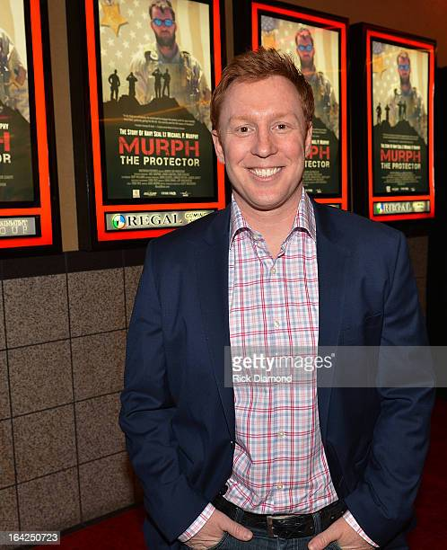 Todd Ehrlich Executive Producer/Kill Cliff attends VIP screening of MURPH: The Protector, at Regal Atlantic Station on March 21, 2013 in Atlanta,...