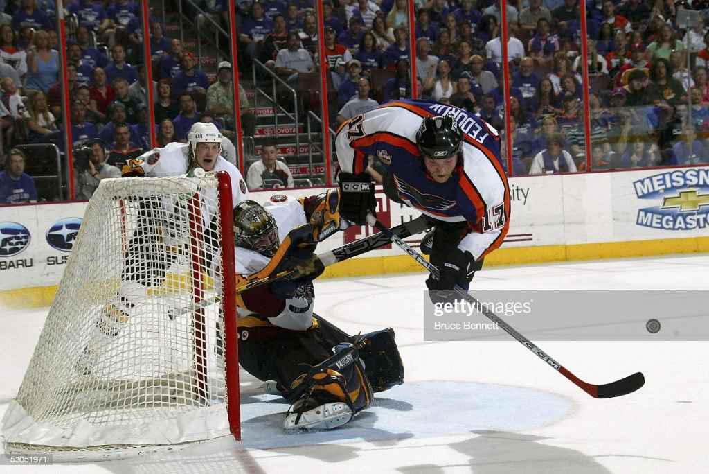 2005 Calder Cup Finals : News Photo