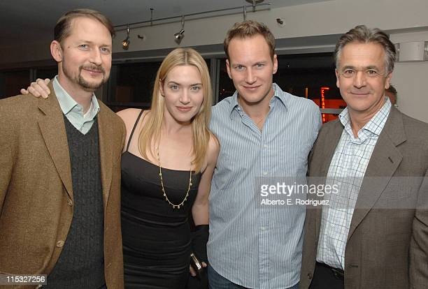 Todd Field Director Kate WinsletPatrick Wilson and Russell Schwartz New Line Cinema