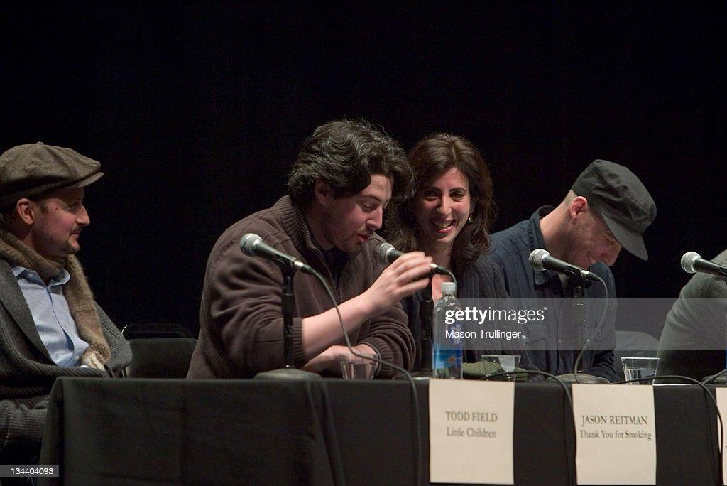 The 22nd Annual Santa Barbara International Film Festival - Writer's Panel: It