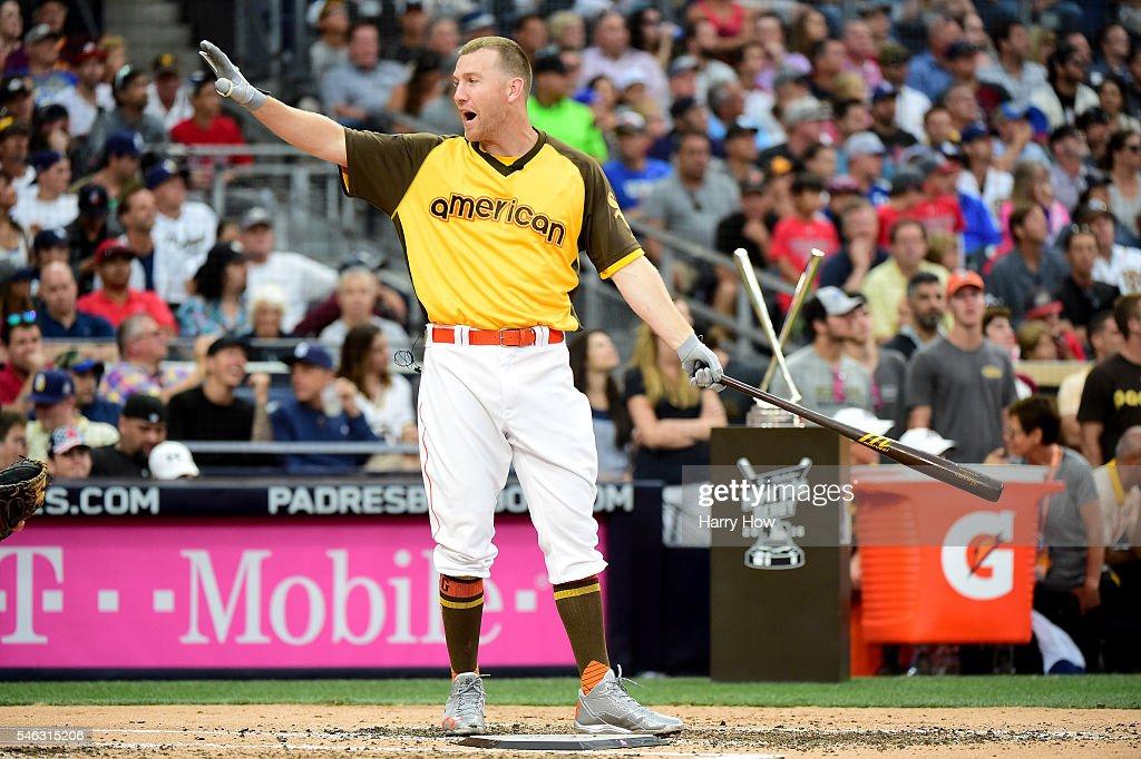 T-Mobile Home Run Derby : News Photo