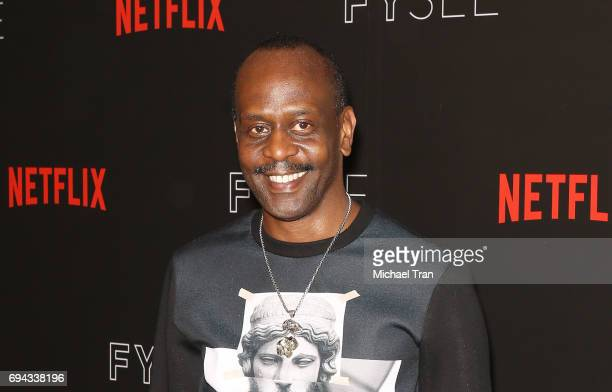 K Todd Freeman attends Netflix's 'A Series Of Unfortunate Events' FYC event held at Netflix FYSee Space on June 9 2017 in Beverly Hills California