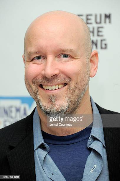 Todd Griffin attends the 5th Annual Cinema Eye Honors for Nonfiction Filmmaking at the Museum of the Moving Image on January 11 2012 in the Queens...