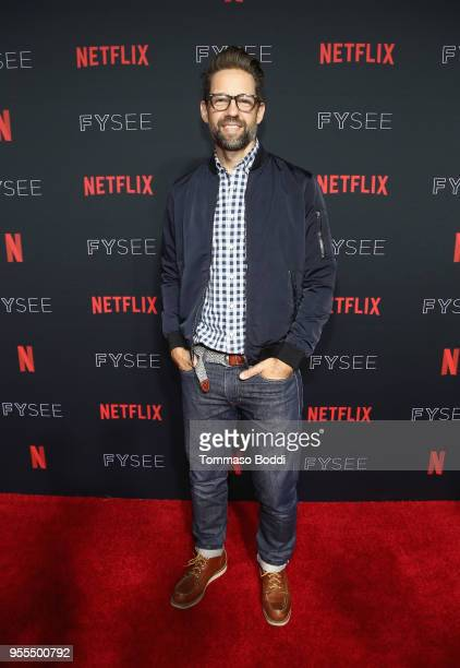 Todd Grinnell attends the Netflix FYSEE Kick-Off Event at Netflix FYSEE At Raleigh Studios on May 6, 2018 in Los Angeles, California.