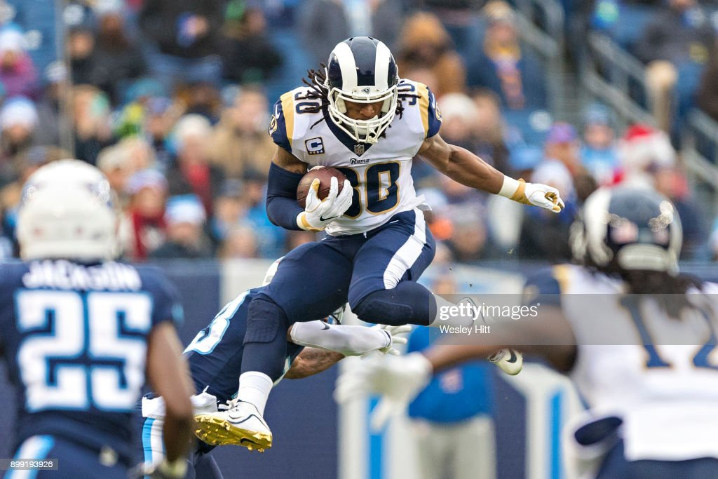 Los Angeles Rams vTennessee Titans