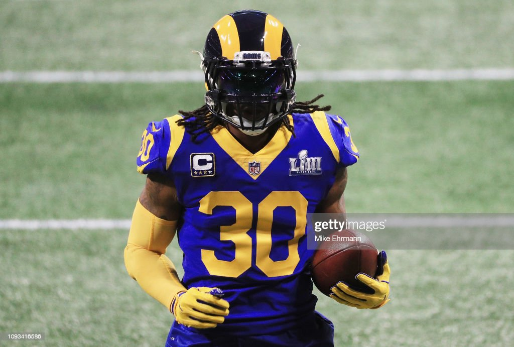 Super Bowl LIII - New England Patriots v Los Angeles Rams : ニュース写真