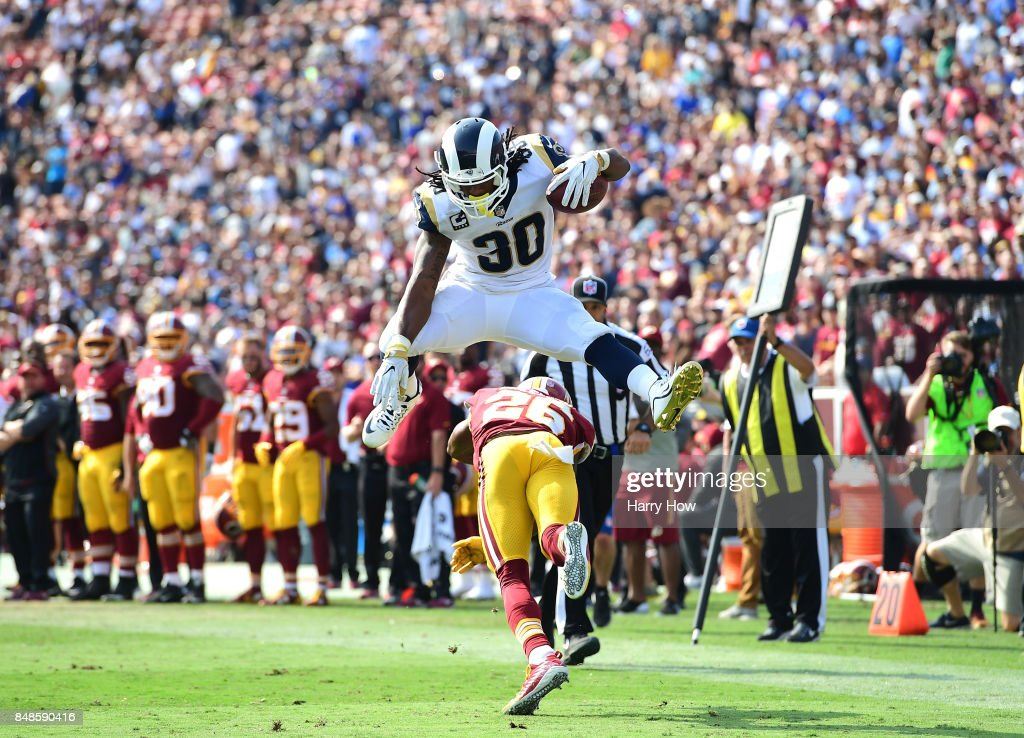 Washington Redskins vLos Angeles Rams