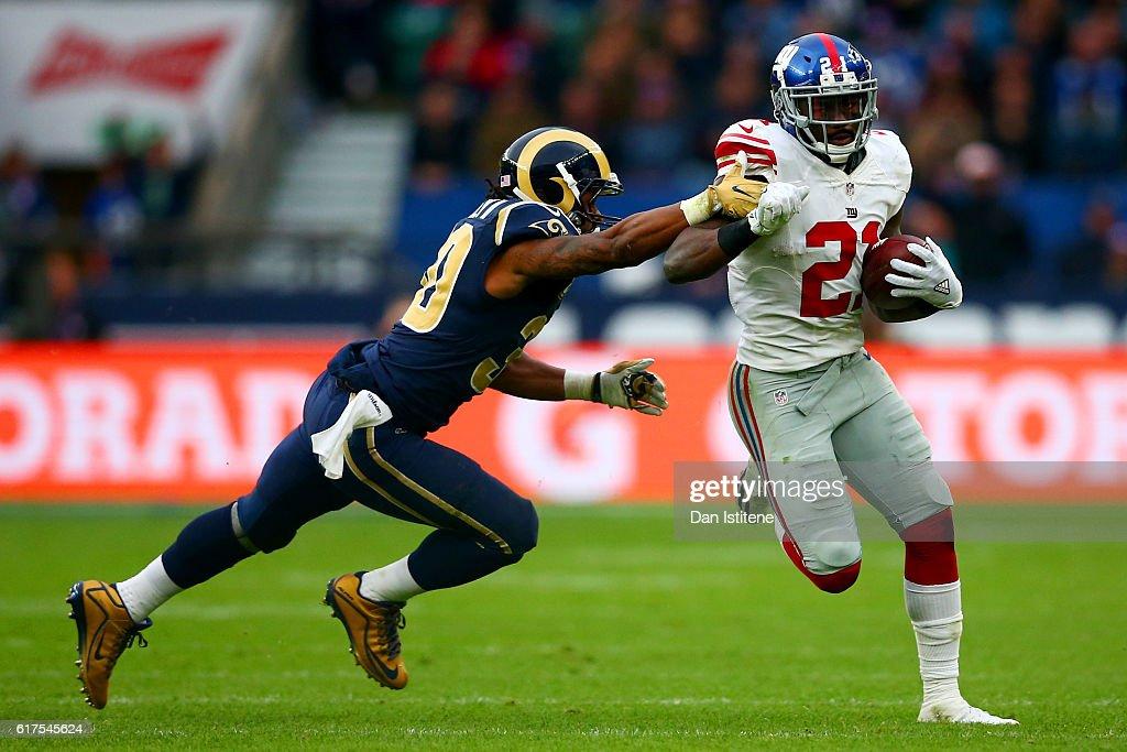 Los Angeles Rams v New York Giants : News Photo