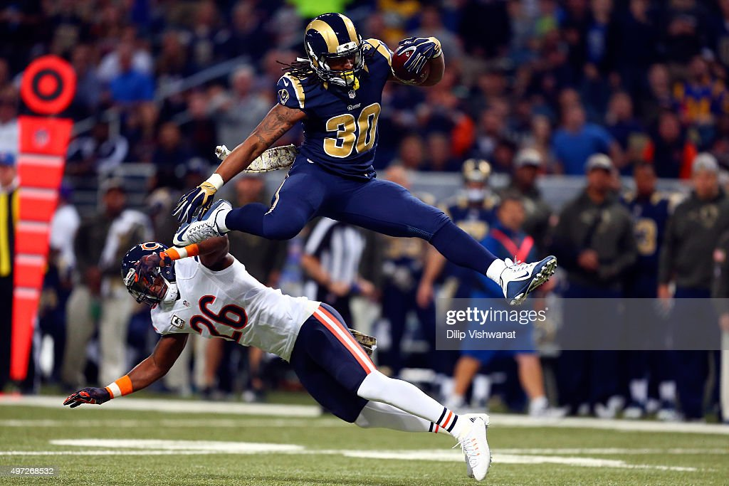 Chicago Bears v St Louis Rams
