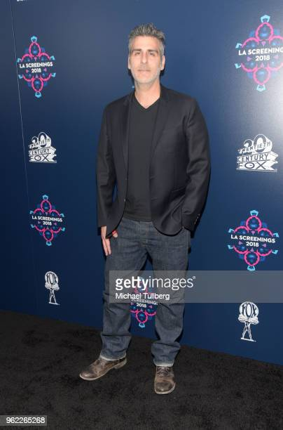 Todd Harthan attends the 20th Century Fox 2018 LA Screenings Gala at Fox Studio Lot on May 24 2018 in Century City California