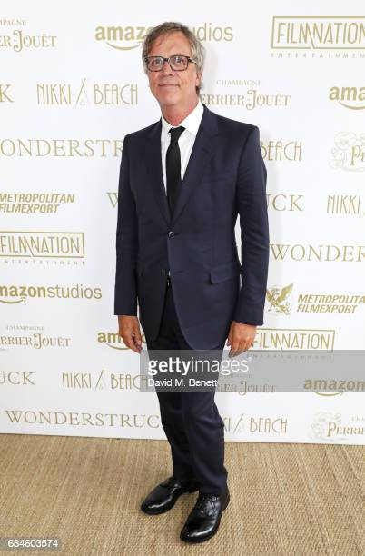 Todd Haynes attends the Amazon Studios official after party for Wonderstruck at the iconic Nikki Beach popup venue during the 70th annual Cannes Film...
