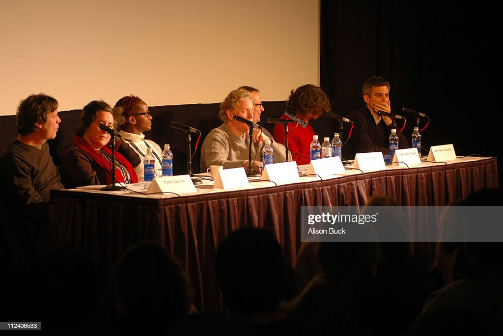 2006 Sundance Film Festival - Creative Independence and How To Keep It Panel