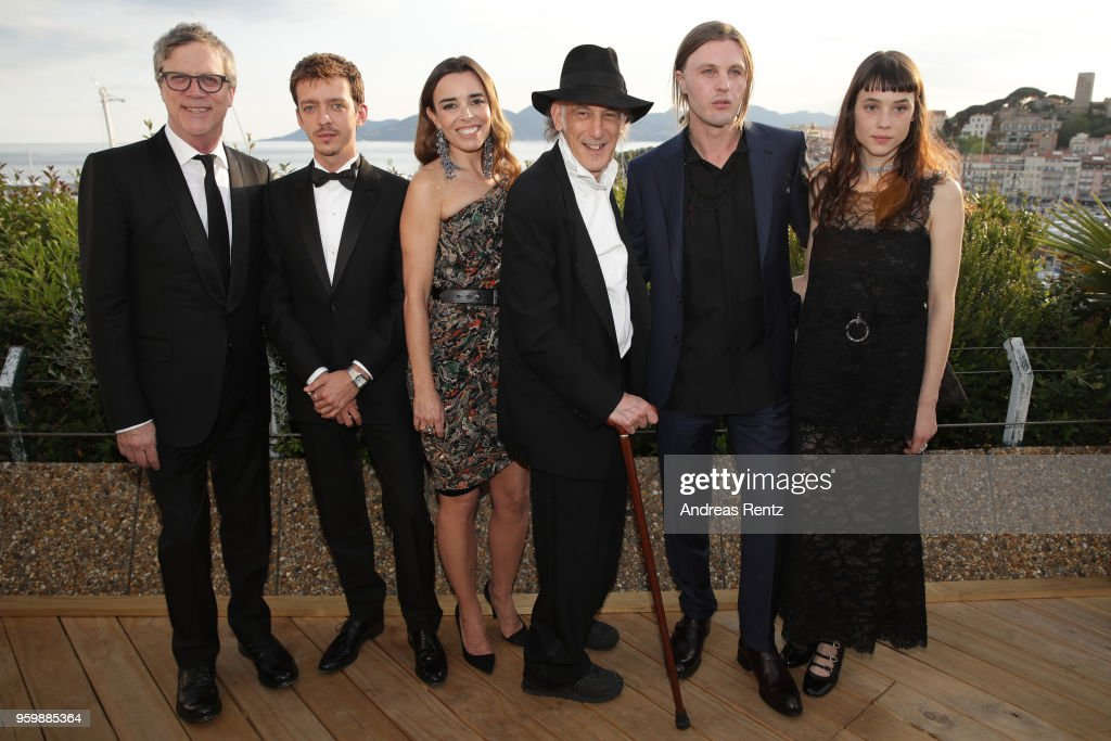 FRA: Hommage To Edward Lachman - The 71st Annual Cannes Film Festival