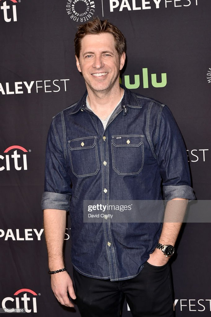 Todd Helbing attends PaleyFest Los Angeles 2017 - CW's 'Heroes & Aliens: Featuring Arrow, The Flash, Supergirl, and DC's Legends of Tomorrow' at Dolby Theatre on March 18, 2017 in Hollywood, California.