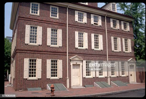 Todd House of Philadelphia
